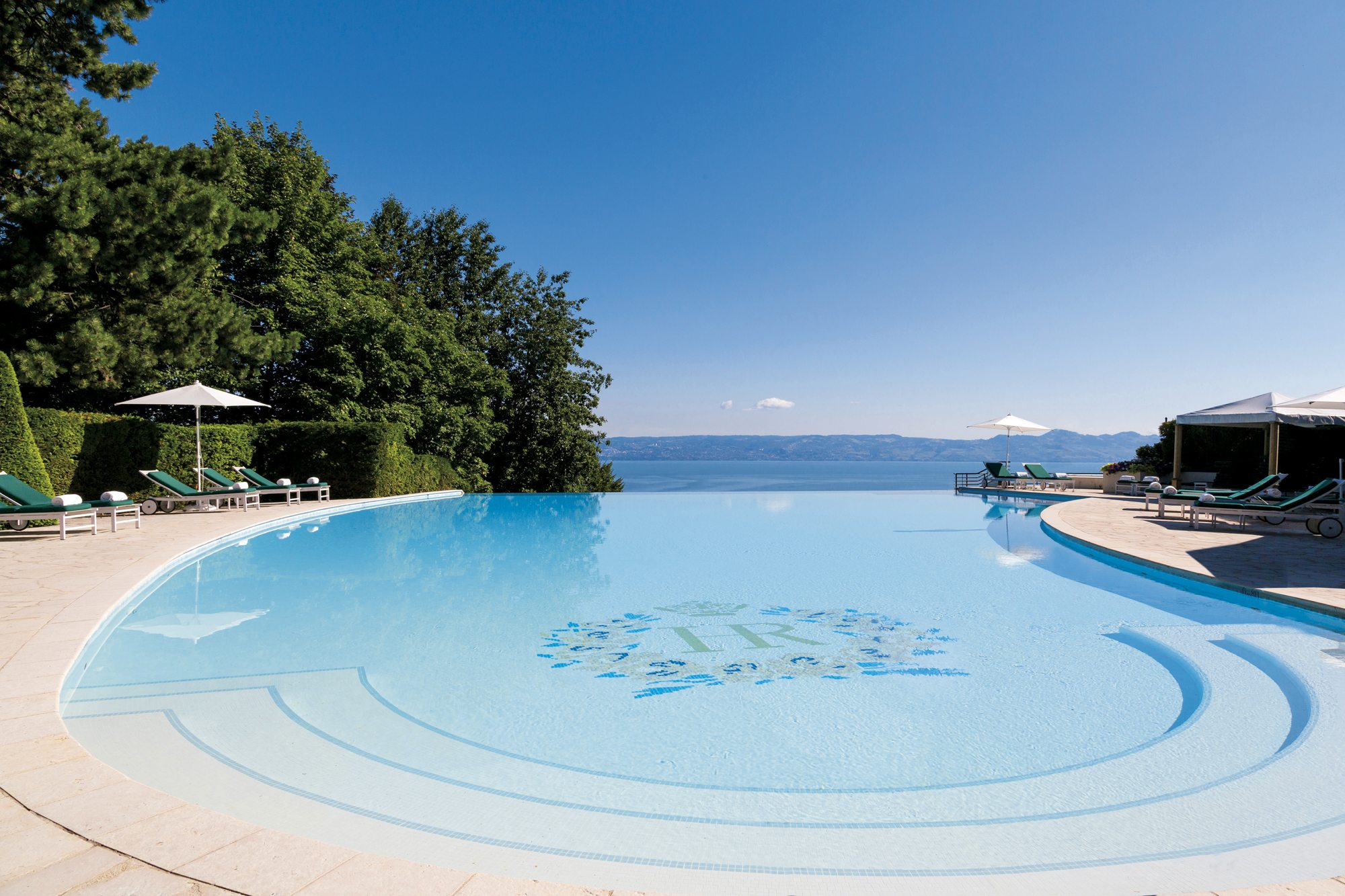 Hotel Royal in Evian, France (2019) - 5 Star Hotel for Families