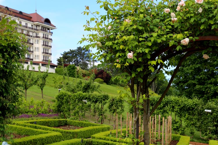 Parc Royal Evian hotel