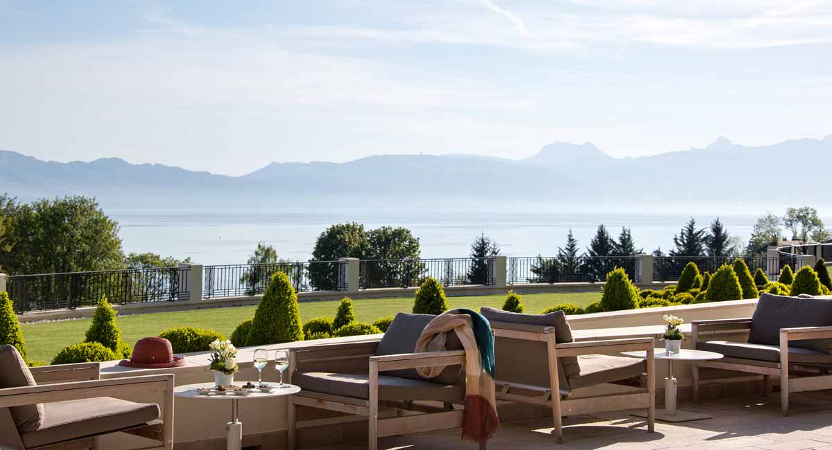 Royal Evian Hotel-Lake View