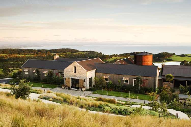 Cape Kidnappers-external view