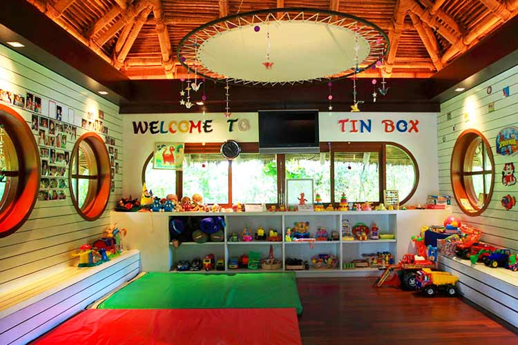 The Slate Hotel Phuket-Kids Club