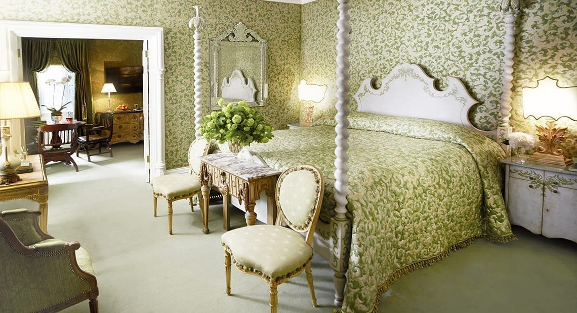 Room Ashford Castle Little Guest Hotels Collection