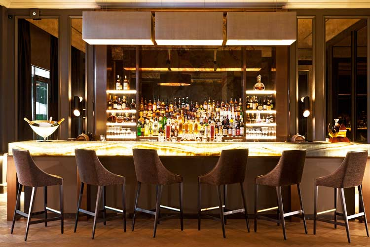 Beau Rivage Lausanne-Bar