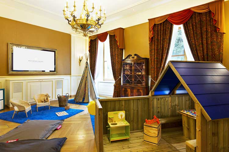 Beau Rivage Lausanne-Kids Club