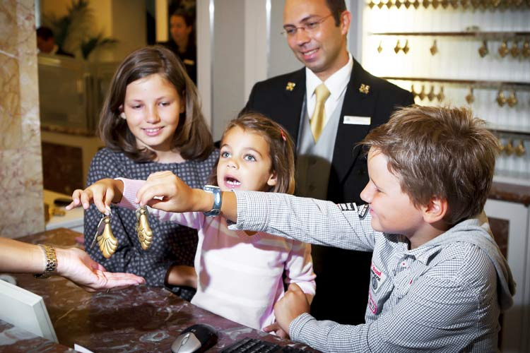 Beau Rivage Lausanne-Children Activities
