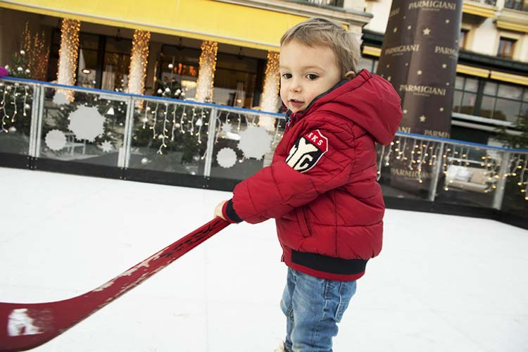 Beau Rivage Lausanne-Ice Rink