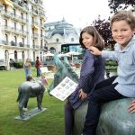 Beau-Rivage Palace happy kids