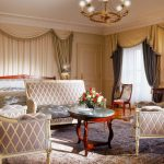 Beau-Rivage Palace living room