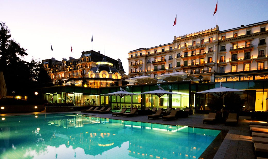 Beau-Rivage-Palace-Swimming Pool