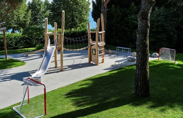 Beau-Rivage Palace playground