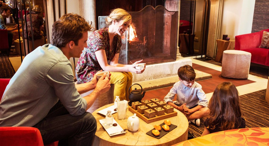 Hotel Evian Ermitage-family offer