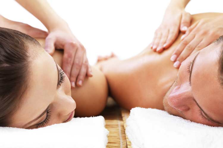 Royal Riviera Hotel-Duo massage