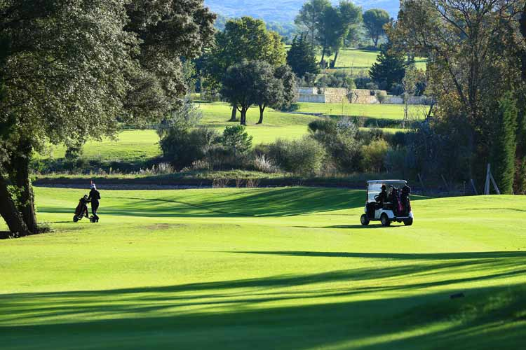 Domaine de Manville eco-friendly golf