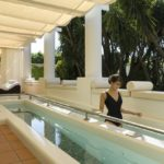 Kneipp bath at Capri Palace Hotel & Spa