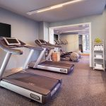 Sports room Hotel Pulitzer Amsterdam *****