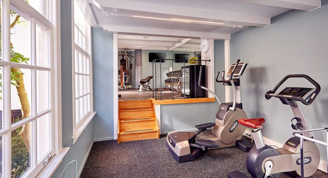 Pulitzer-Amsterdam-Fitness Room