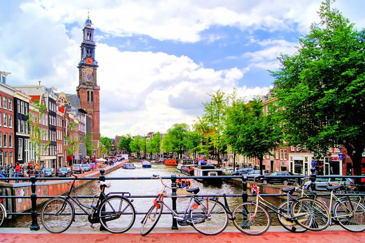 Amstel view Hotel Pulitzer Amsterdam *****