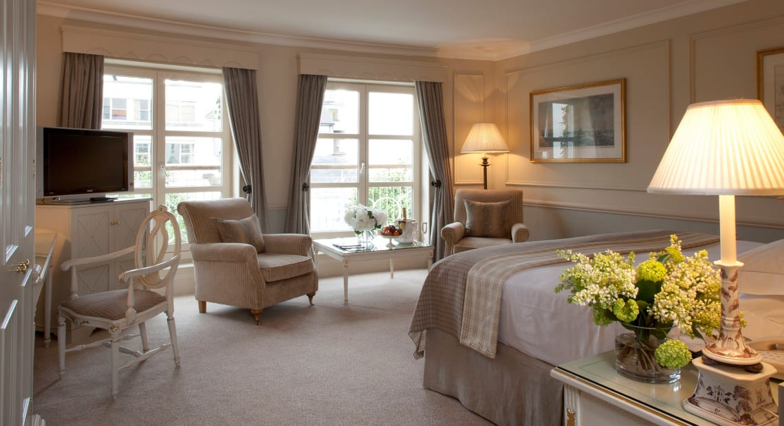 The Merrion Hotel *****