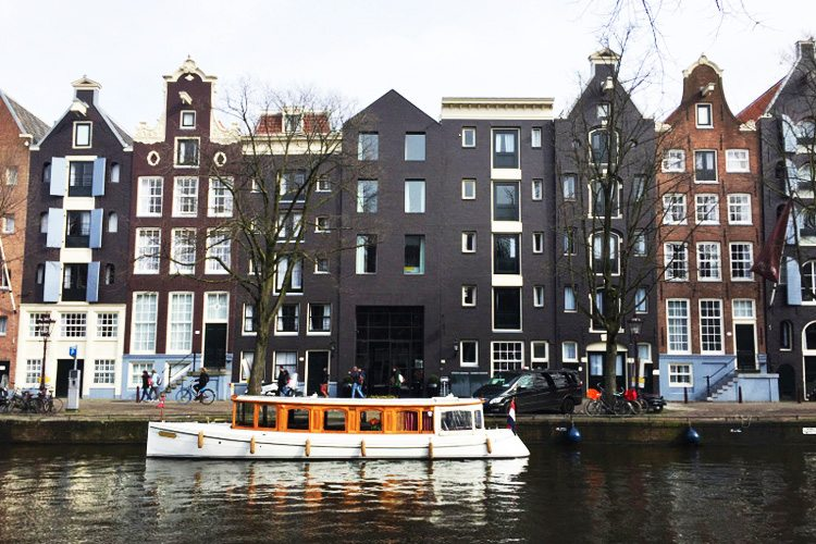 Pulitzer-Hotel - Amsterdam - external view of the hotel