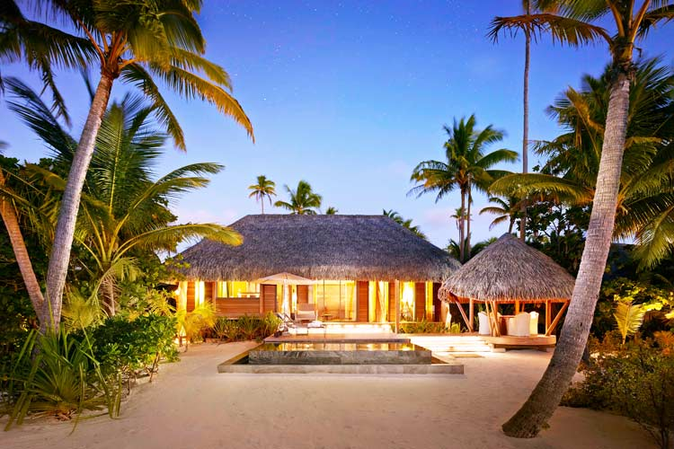 The Brando resort-villa