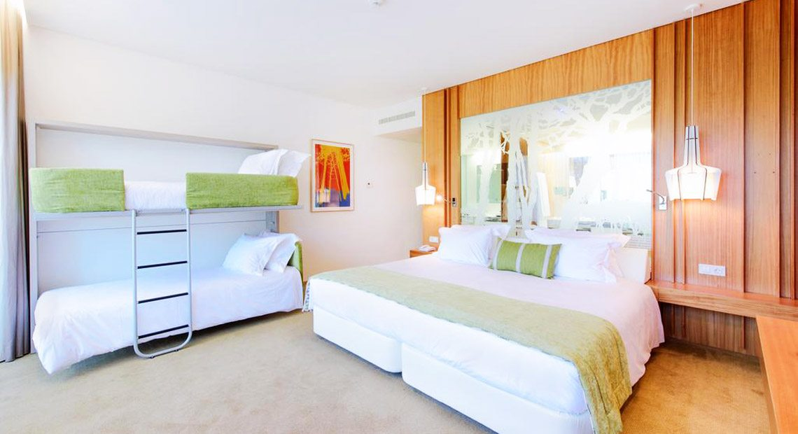 Martinhal-Cascais-Suite with kids bed