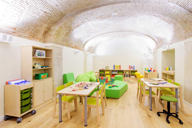 Martinhal Chiado Lisbon-kids club