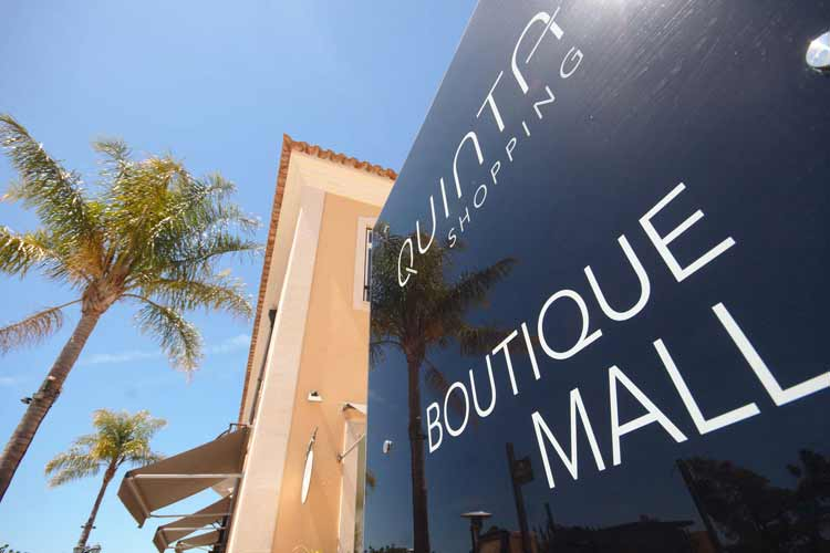 Martinhal Quinta-shopping mall