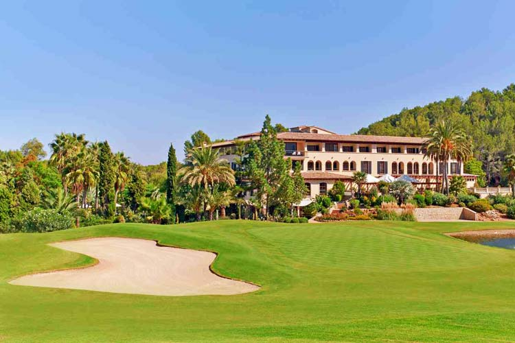 Sheraton Mallorca Arabelle-golf course