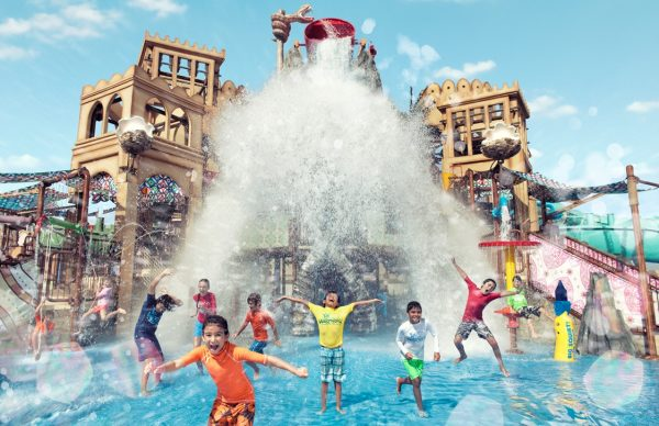 The St Regis Abu Dhabi Waterpark