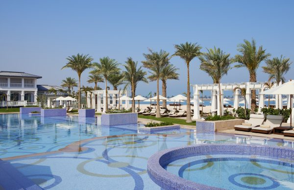 The St Regis Abu Dhabi Pool