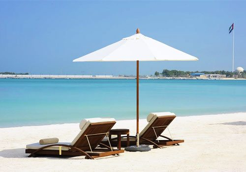 The St. Regis Abu Dhabi *****