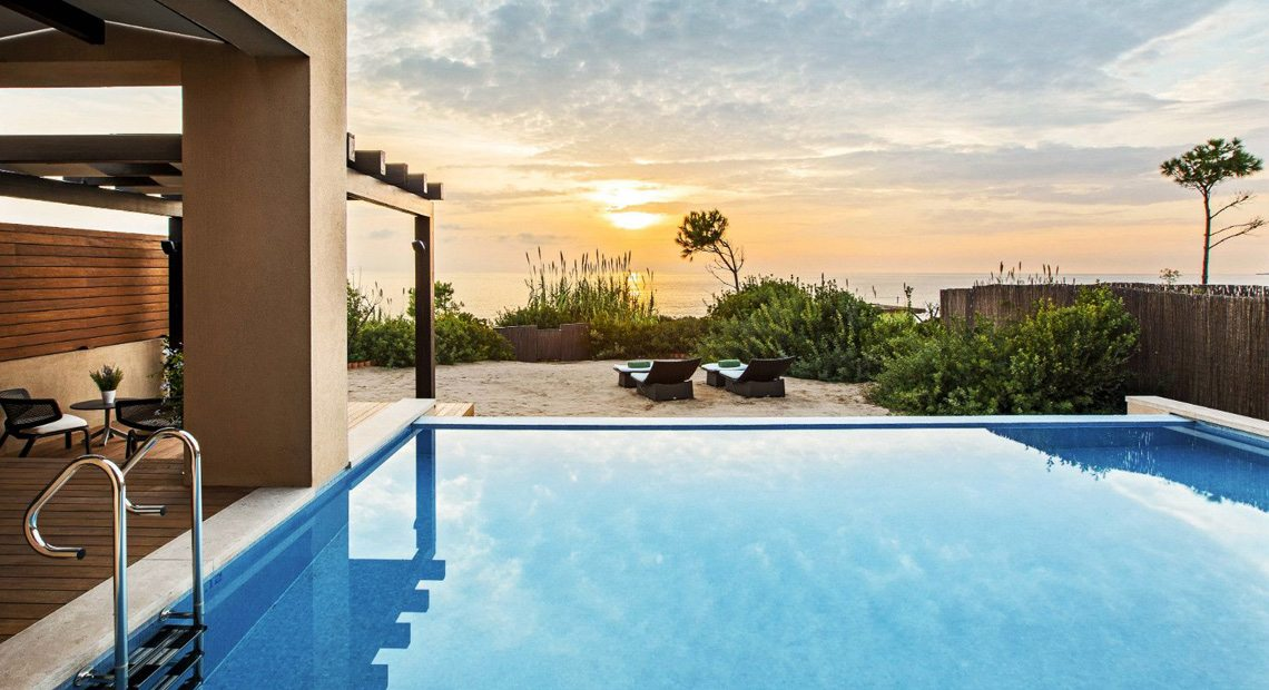 The-Romanos-a-Luxury-Collection-Resort-Costa-Navarino-villa with private pool