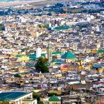 Riad Anata Overview of Fez