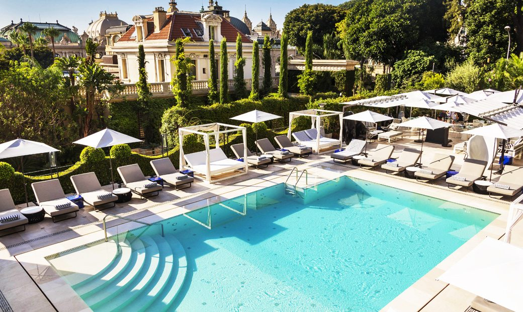 Metropole-Monte-Carlo-swimming pool