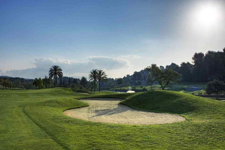 St Regis Mallorca-golf course