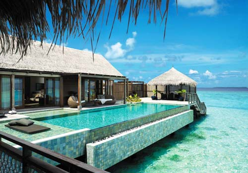 Shangri-La's Villingili Resort & Spa *****
