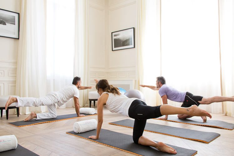 Grand Hotel St Jean de Luz-sports classes