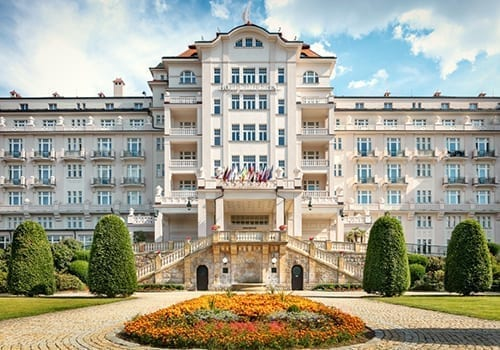 Hotel Imperial Karlovy Exterior