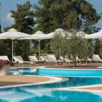 Ikos Olivia swimming pool