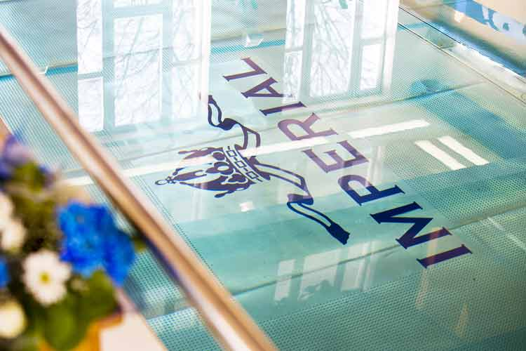 Imperial Karlovy-inside swimming pool
