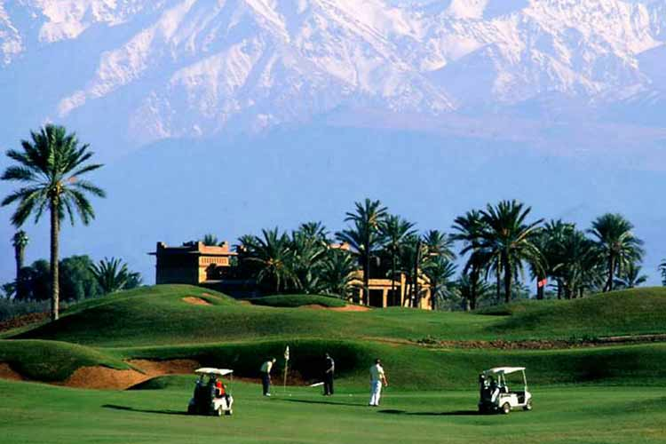 Kasbah Tamadot-marrakesh palmeraie golf club