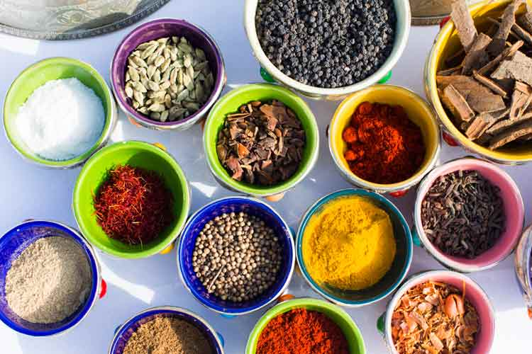 Kasbah Tamadot-cooking classes