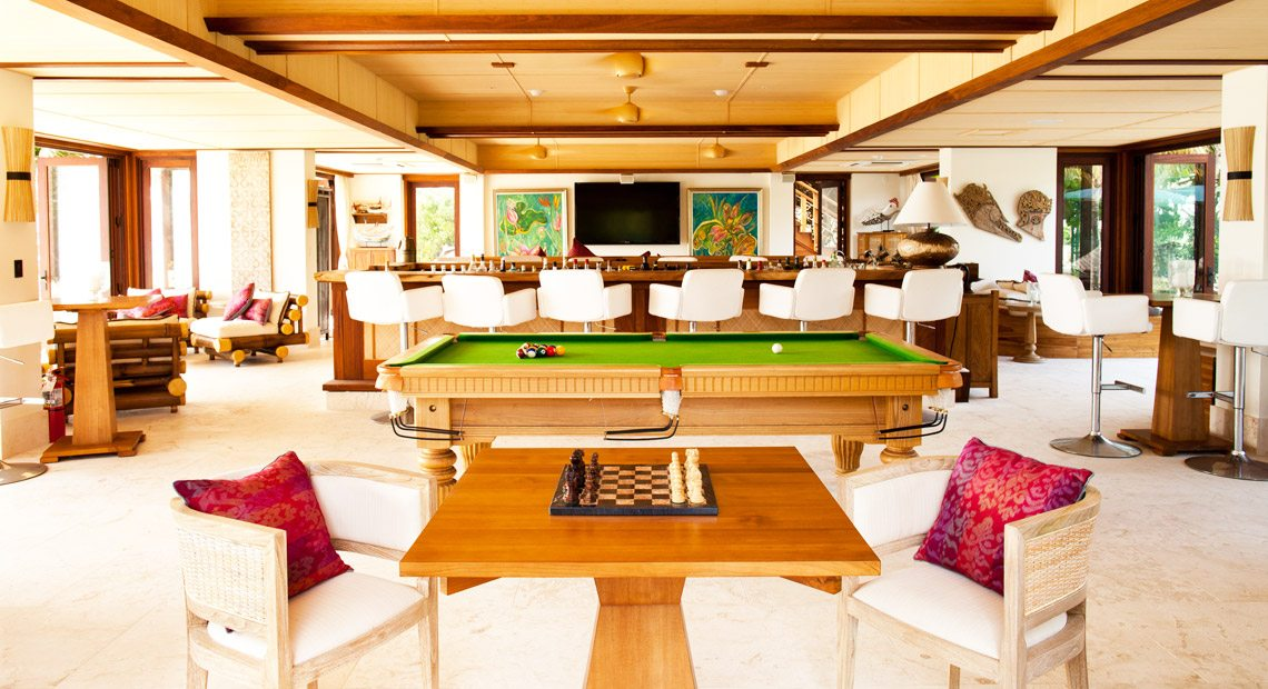 Necker-Island-Room where people can have fun