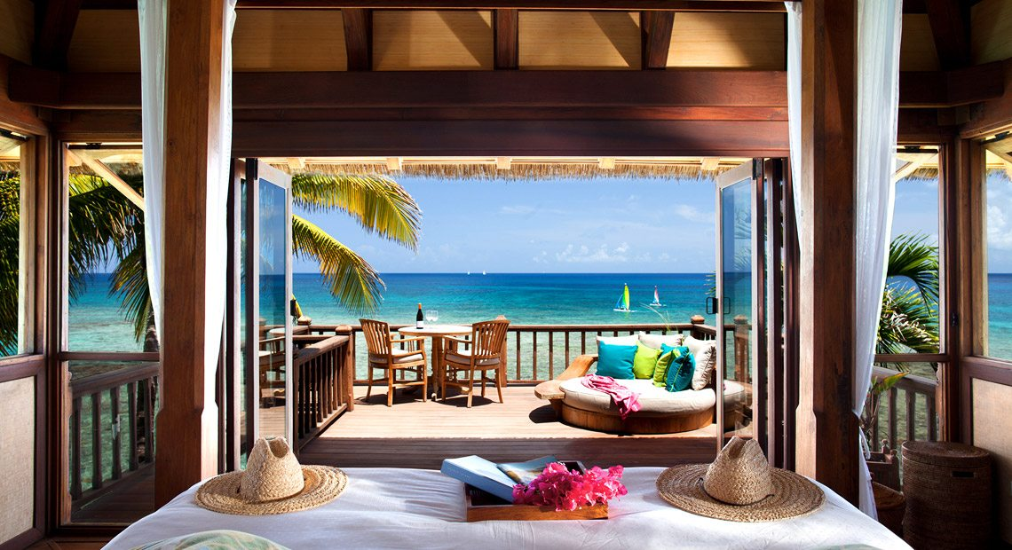Necker-Island- Room on the sea