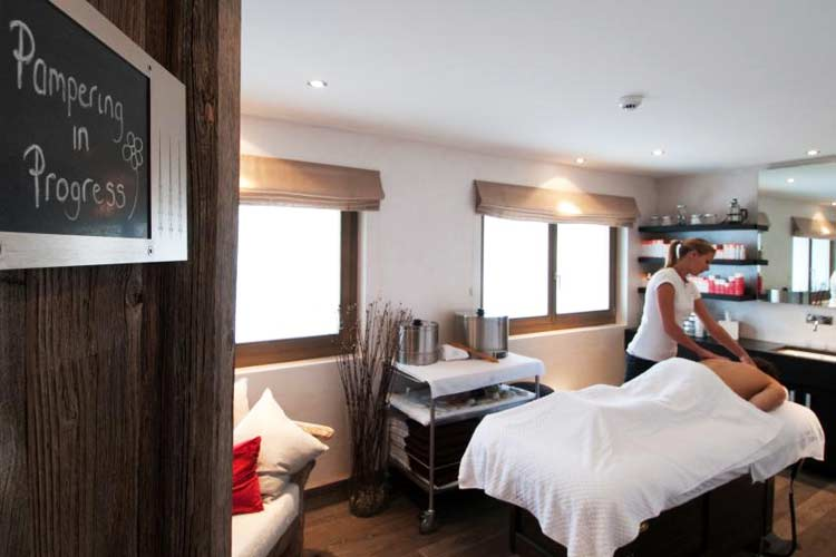 the lodge verbier spa
