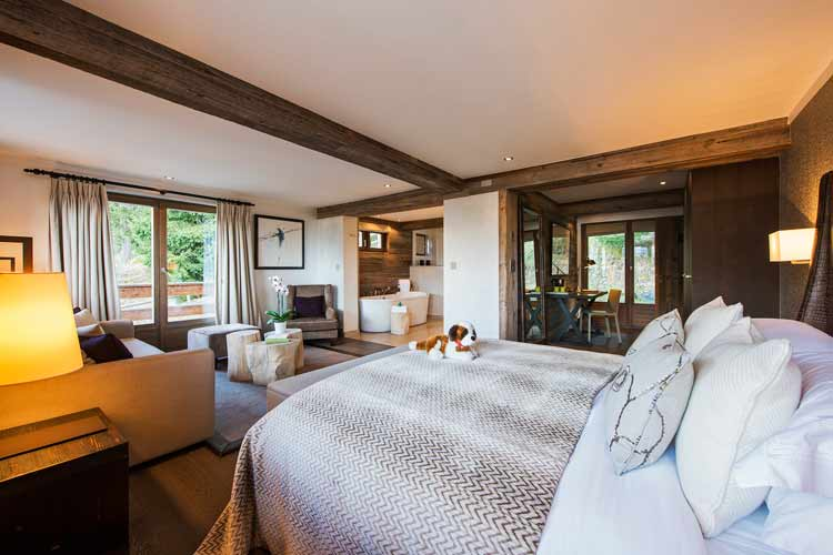 The Lodge Verbier-bedroom
