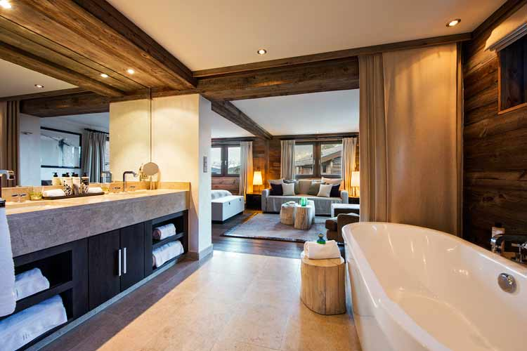 The Lodge Verbier-bathroom