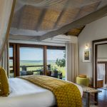 Bedroom with stunning view Ulusaba Private Game Reserve