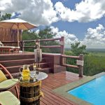 Amazing view near the pool Ulusaba Private Game Reserve