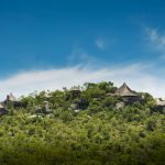 Lodges on the top of the jungle Ulusaba Private Game Reserve